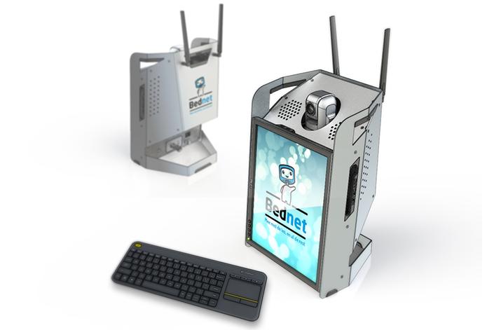 Bednet-mobile-unit